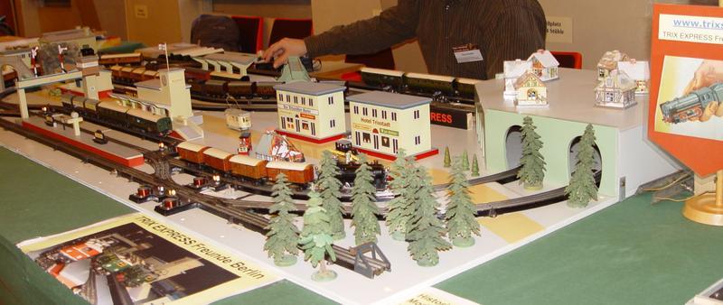 Das war der Modellbahntreff am 09. Dezember 2012 in der Lindenkirchengemeinde Berlin 12767322fd