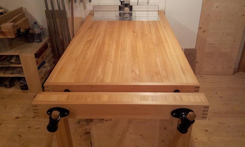 werkbank seite 5 woodworker. Black Bedroom Furniture Sets. Home Design Ideas