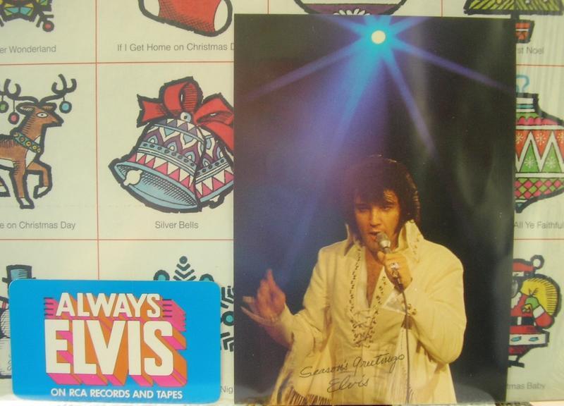 ELVIS SINGS THE WONDERFUL WORLD OF CHRISTMAS 12818342ur