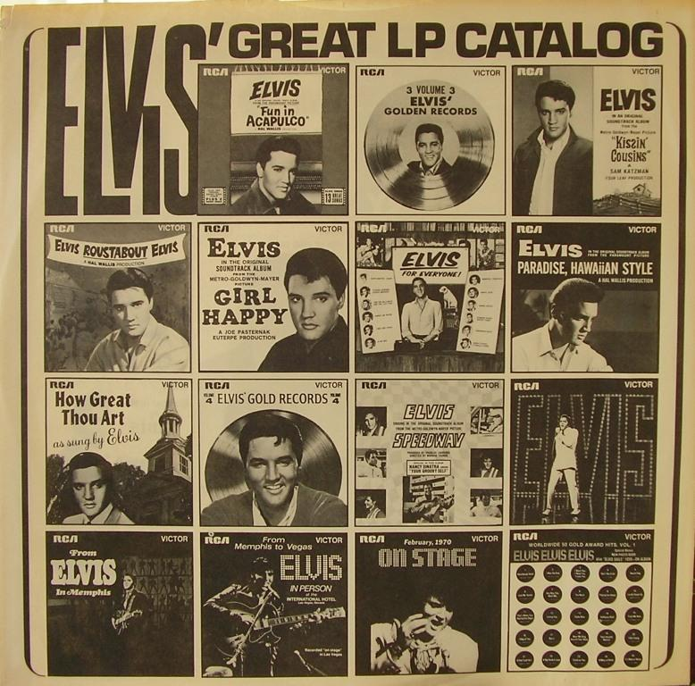 ELVIS SINGS THE WONDERFUL WORLD OF CHRISTMAS 12818345at