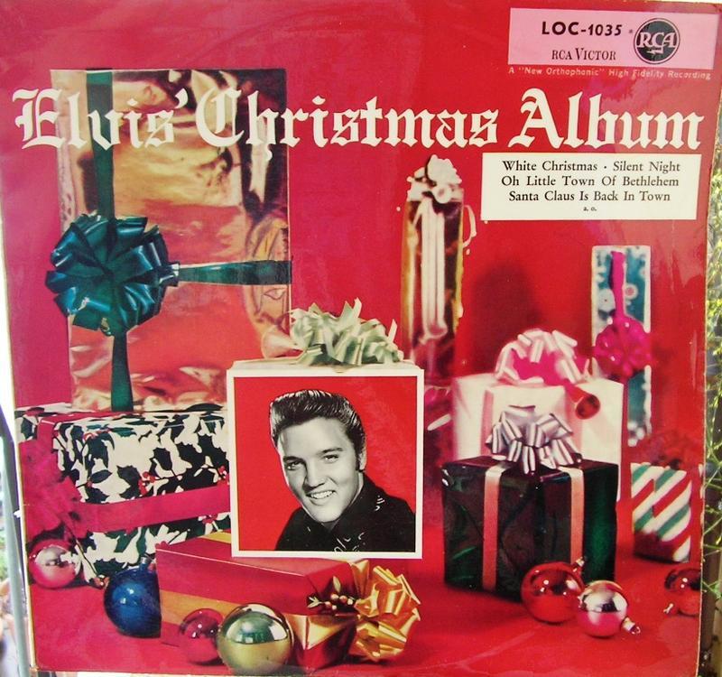 ELVIS' CHRISTMAS ALBUM (1958) 12818517lh