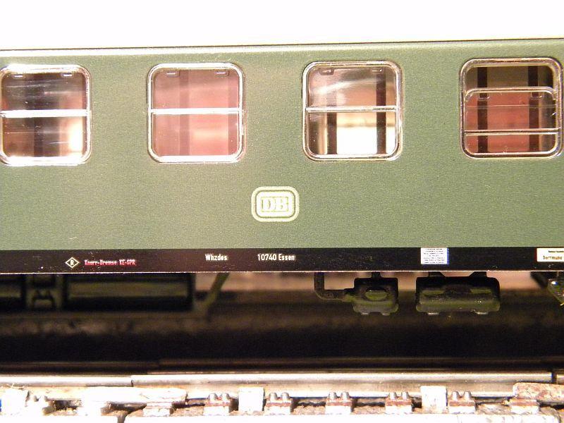 Märklin 0766-1 Buffetwagen DSG, grün 12823107nm