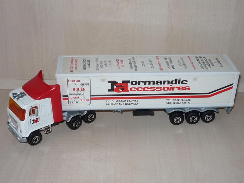 "N°3068 / 3055 GMC Astro95 1x40"" Container 12885778zn"