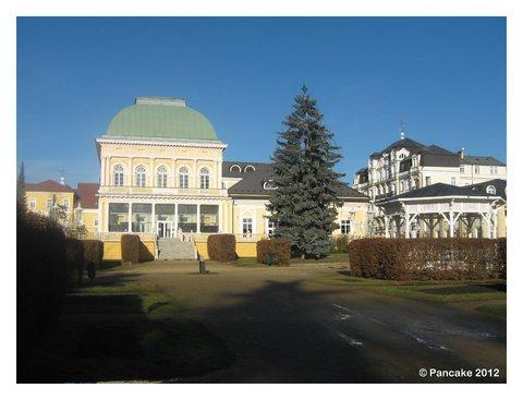 Kurhaus & Casino (Franzensbad)