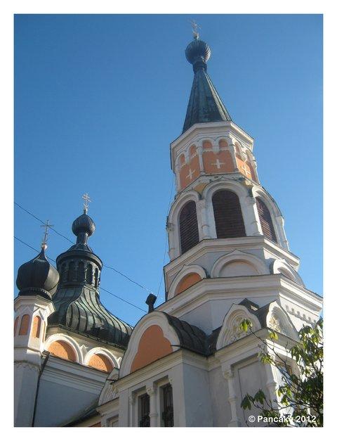 Russisch-orthodoxe Kirche (Franzensbad)