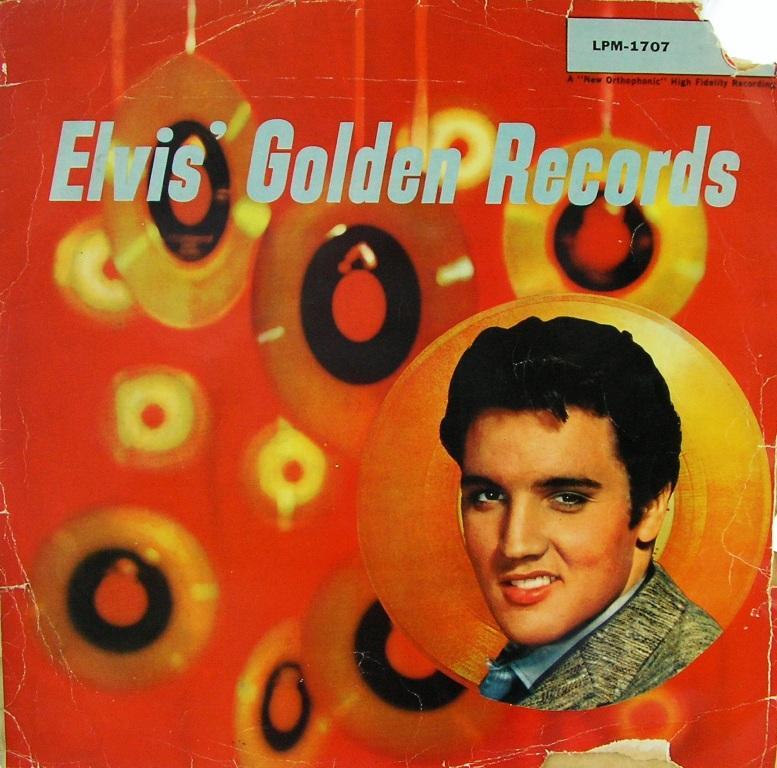 ELVIS' GOLDEN RECORDS 12992880px