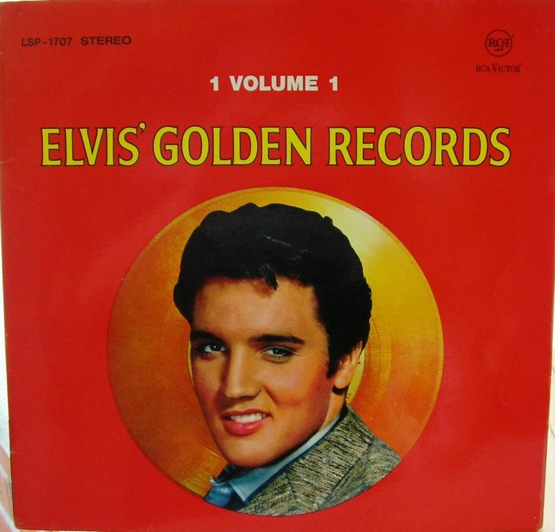 ELVIS' GOLDEN RECORDS 12993047ch