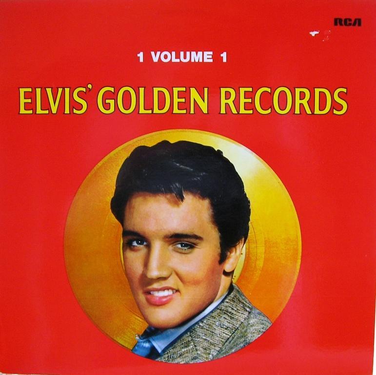 ELVIS' GOLDEN RECORDS 12993090eg
