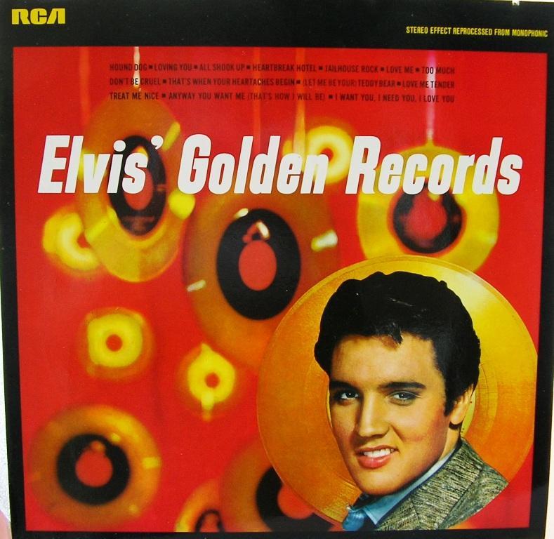 ELVIS' GOLDEN RECORDS 12993241fc