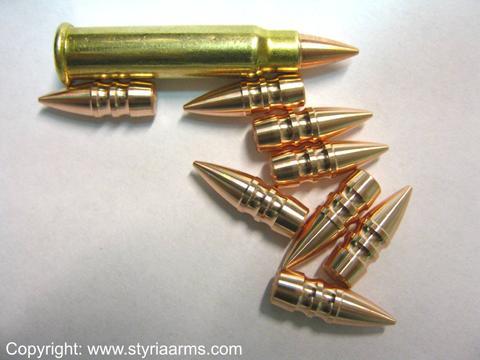 17WSM Rifles