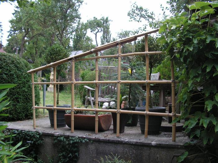 erfahrungen mit bambuszaun?, Garten ideen