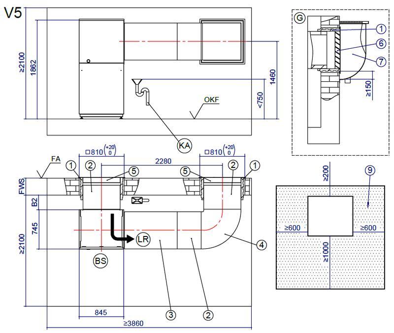 einstellungen alpha innotec lwc80 haustechnikdialog. Black Bedroom Furniture Sets. Home Design Ideas