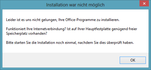 Microsoft Office Home And Student Installation Problem