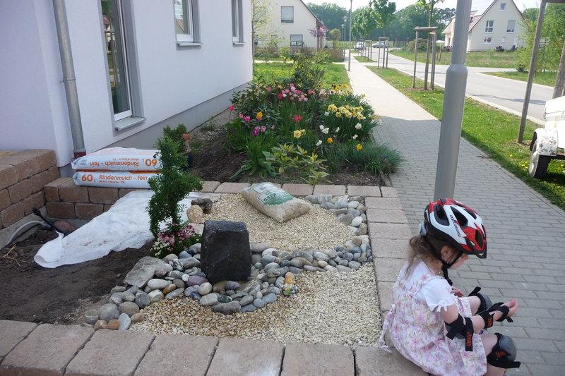 Vorgarten gestaltungs ideen austausch gerne auch mit for Gartengestaltung nordseite