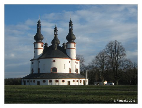 Die Kappl - Wallfahrtskirche der Heiligsten Dreifaltigkeit