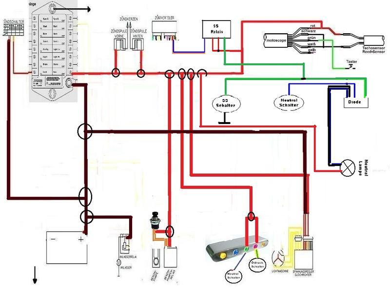 Niedlich Harley Chopper Schaltplan Fotos - Elektrische Schaltplan ...