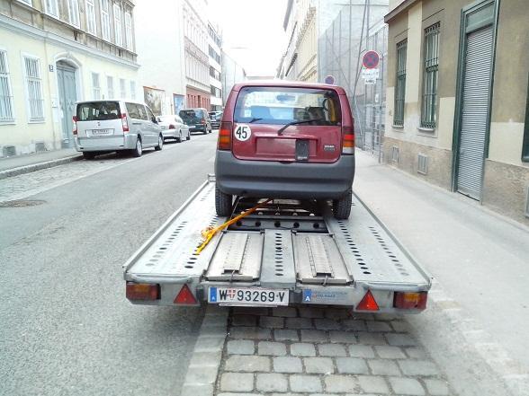 kleines auto wenig steuer und versicherung