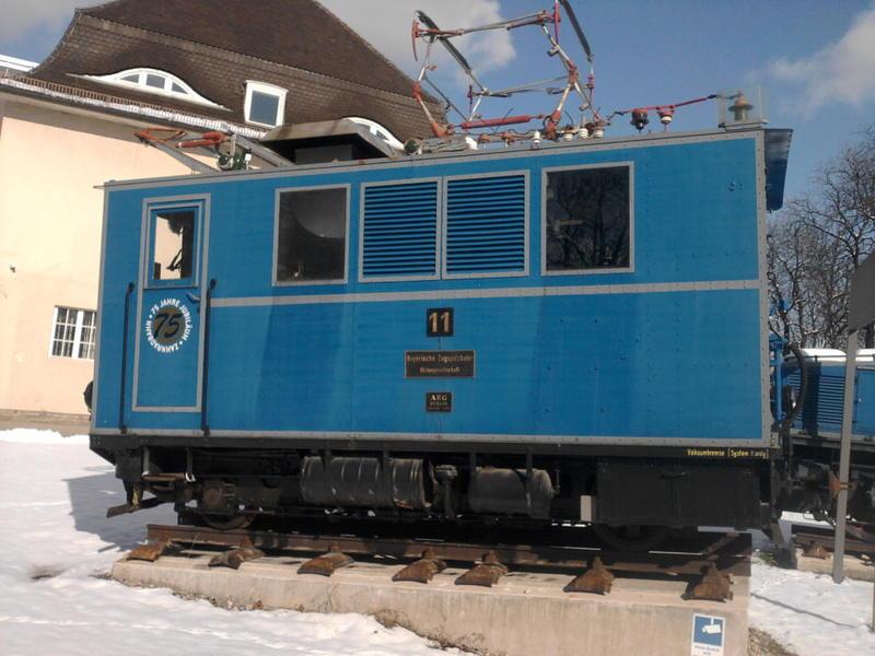 Zugspitzbahn Oldies 13413605he