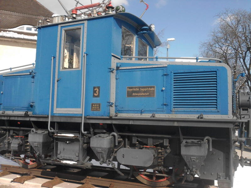 Zugspitzbahn Oldies 13413610xm