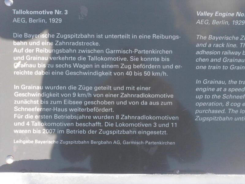 Zugspitzbahn Oldies 13413611kp