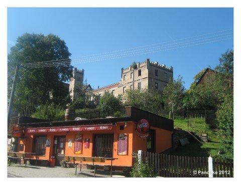 Schloss Doubrava (Doubrava bei Aš 2012)