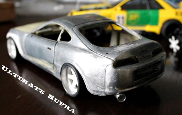 dbfc4899b99f Ultimate Supra done - DX Modelwerks Showcase - DiecastXchange.com ...