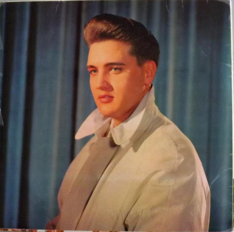 ELVIS' GOLD RECORDS VOL. 2 - 50.000.000 ELVIS FANS CAN´T BE WRONG 13564606mm