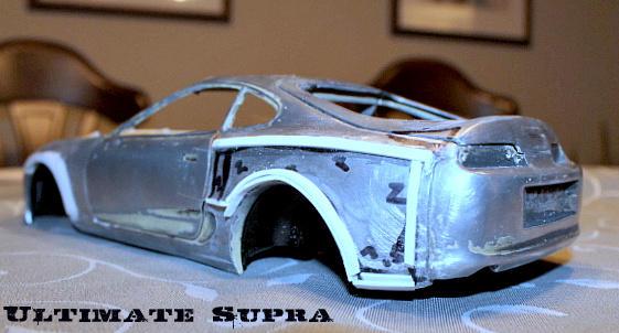 8d9050f00549 Ultimate Supra done - DX Modelwerks Showcase - DiecastXchange.com ...