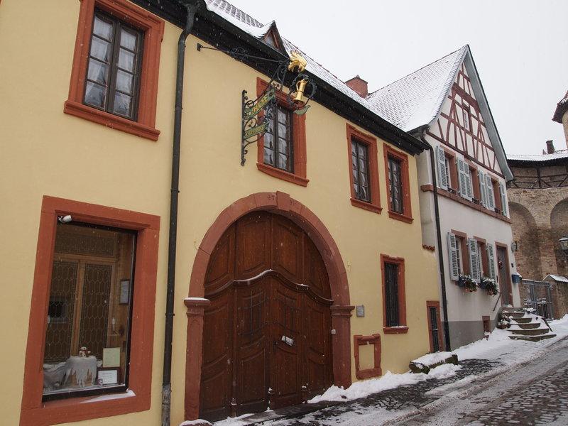 Burgen und Schlösser   Rheinland-Pfalz   Kreis Donnersberg