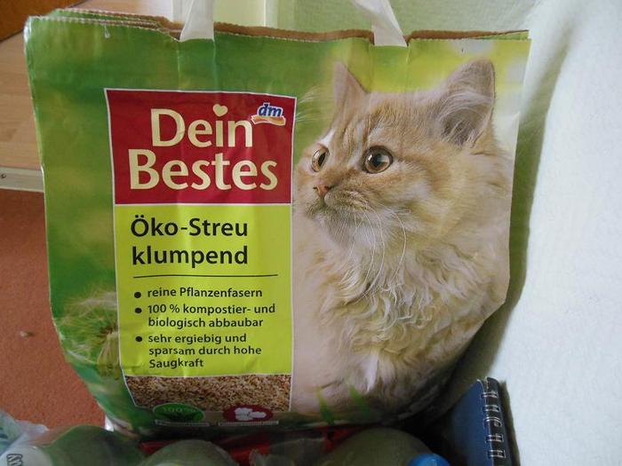 Katzenstreu Marke Aussehen Preis Katzen Forum