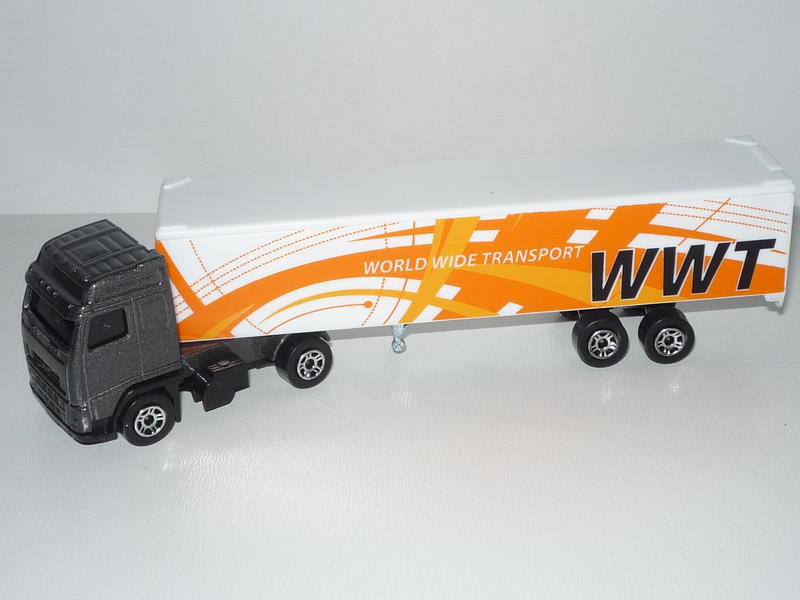 N°340 VOLVO FH16 SEMI CONTAINER 13666903ck