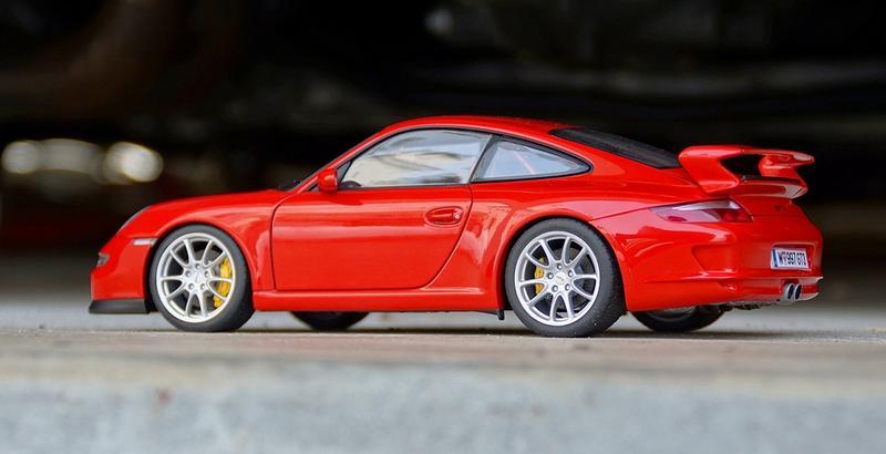 Porsche 997 GT3 wird zum Zwangsbeatmeten Wasserkocher