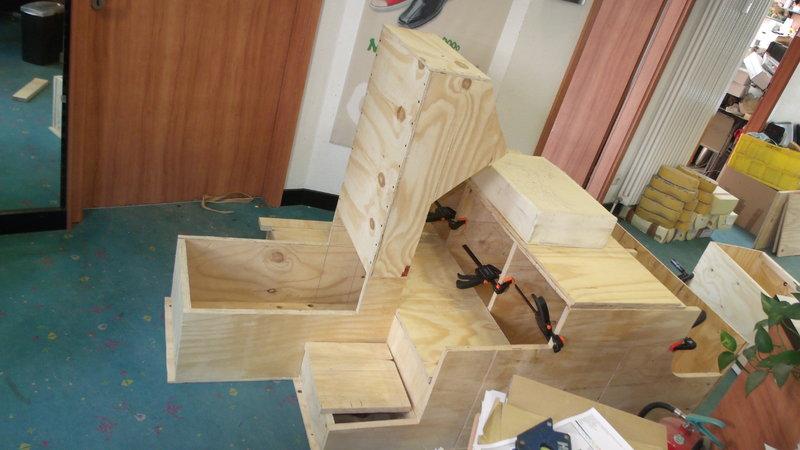 ausbau eines 8 meter schlauchbootes boote das forum rund um boote. Black Bedroom Furniture Sets. Home Design Ideas