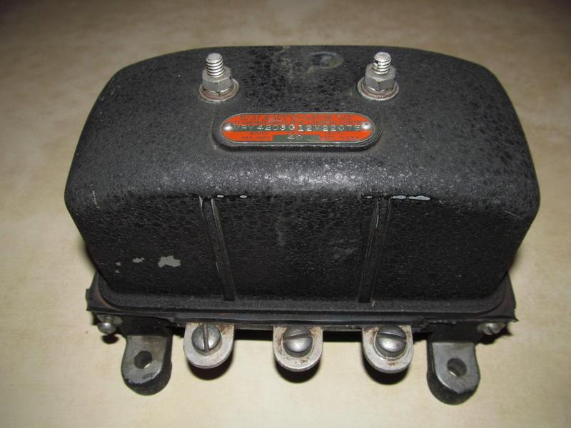 willy s jeep alternator regulator wiring auto lite voltage regulator differences - g503 military ... internal alternator regulator wiring diagram iskra #14