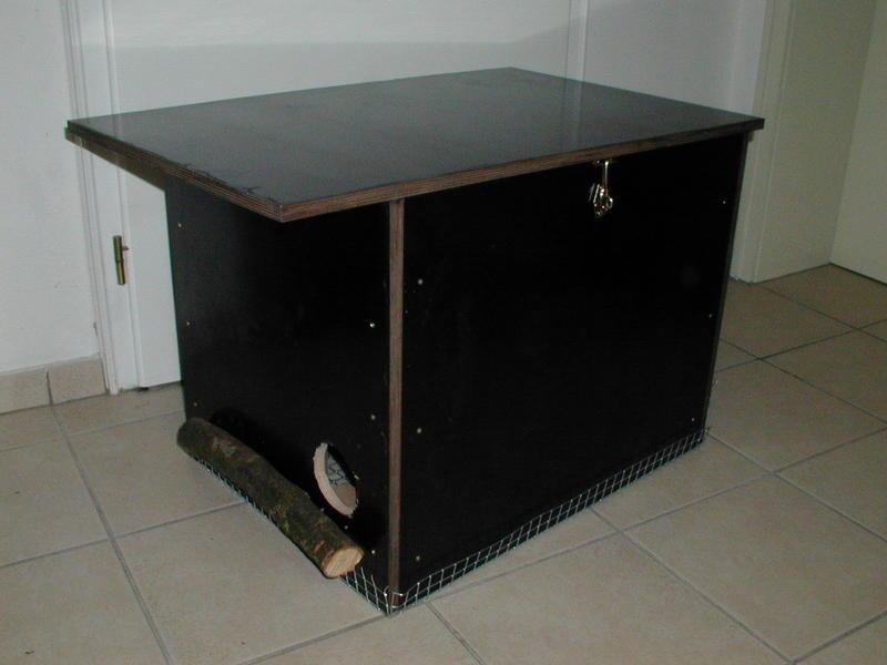 verschiedene fallenmodelle f r fuchs bis marder seite 5. Black Bedroom Furniture Sets. Home Design Ideas