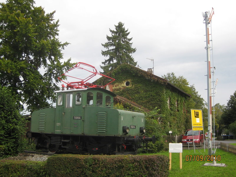 Zugspitzbahn Oldies 13953006vx