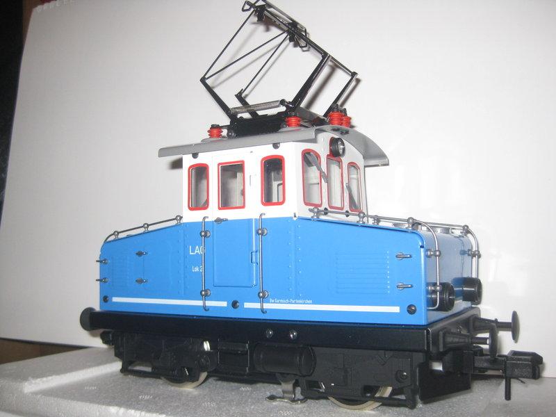 Zugspitzbahn Oldies 13953827jn
