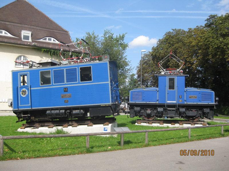 Zugspitzbahn Oldies 13954325sb