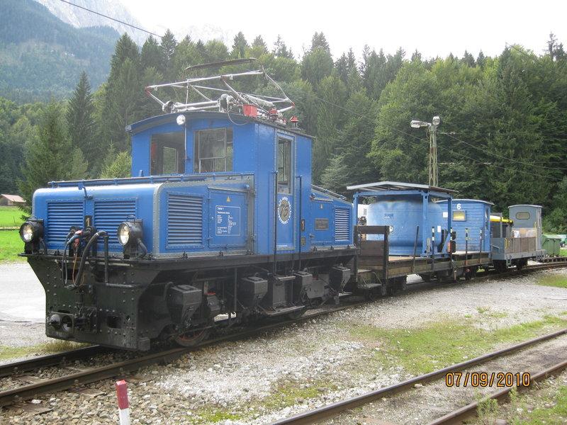 Zugspitzbahn Oldies 13955038zi