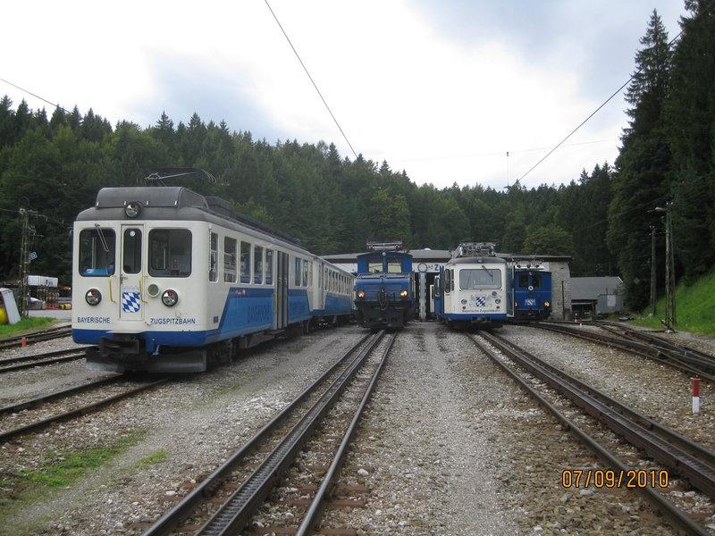 Zugspitzbahn Oldies 13955276cy