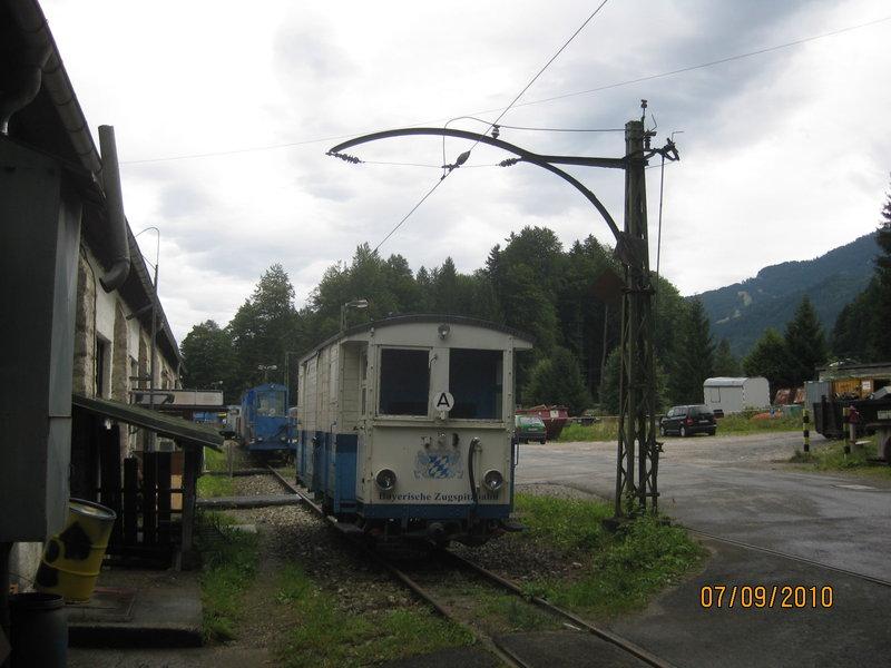 Zugspitzbahn Oldies 13955408ej