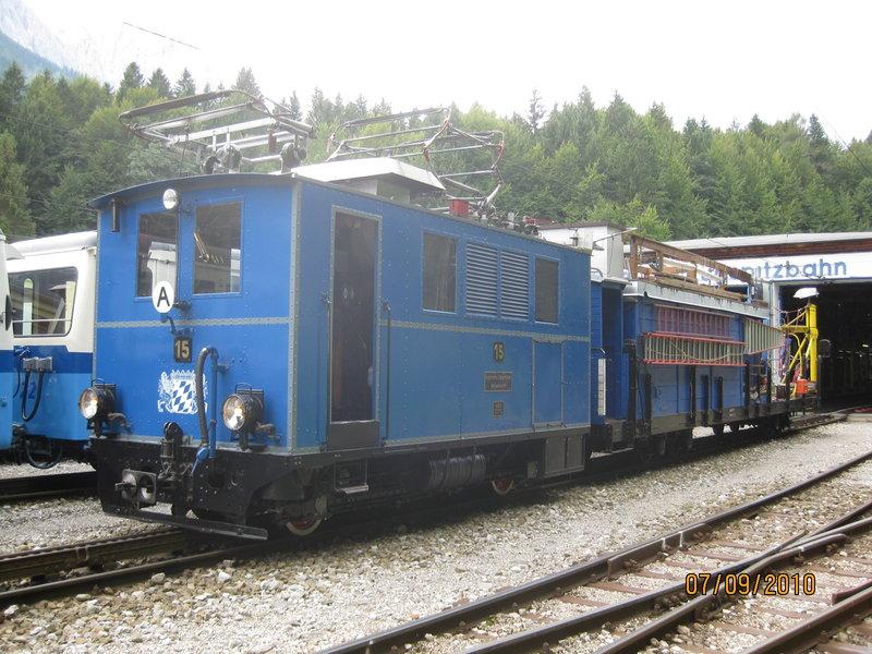 Zugspitzbahn Oldies 13955856ez