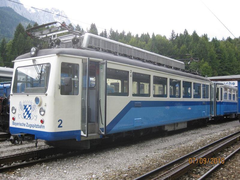 Zugspitzbahn Oldies 13955942se