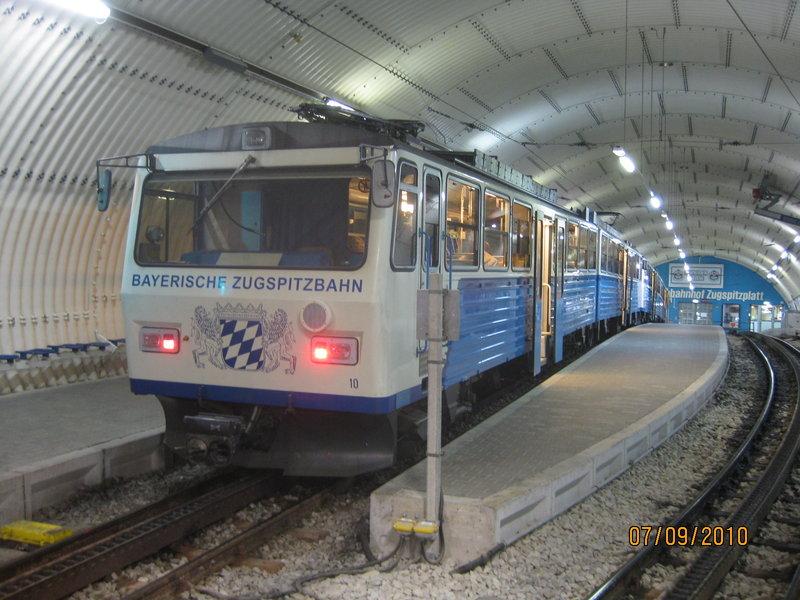 Zugspitzbahn Oldies 13956370zy