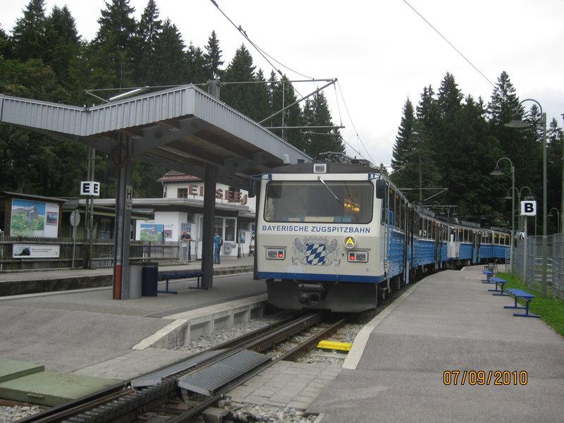 Zugspitzbahn Oldies 13957744tk
