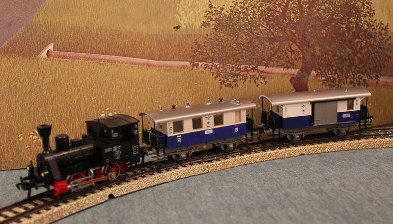 Züge bunt gemischt... 14019076mw