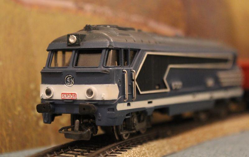 Züge bunt gemischt... 14019107ik