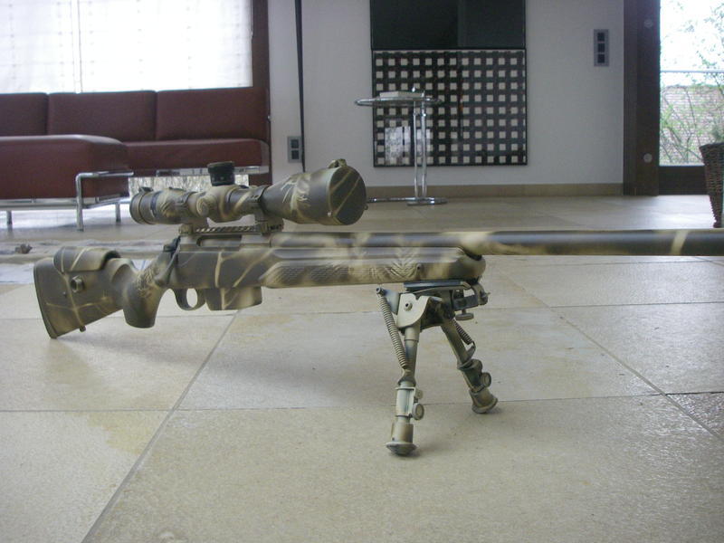 gewehr holzschaft tikka m 65