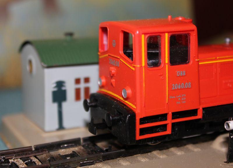 Züge bunt gemischt... 14045757af