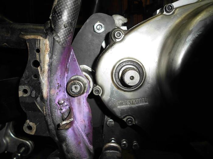 Enduro Gespann VMC mit Yamaha XT 500 Motor 14087824ag